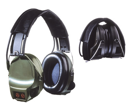 Supreme Electronic Headset