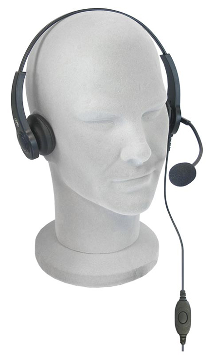 dual sided lightweight headset